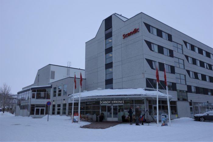 ホテル スカンディック キルケネス(Scandic Kirkenes)