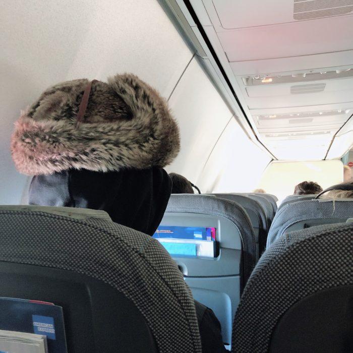 SASスカンジナビア航空でキルケネスへ