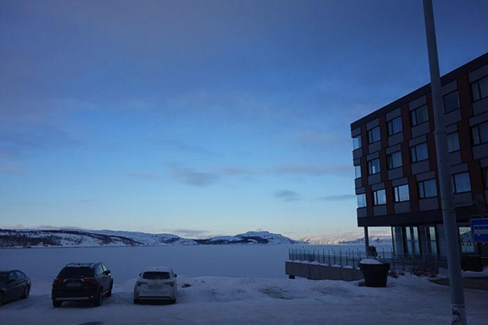 トーン ホテル キルケネスThon Hotel Kirkenes
