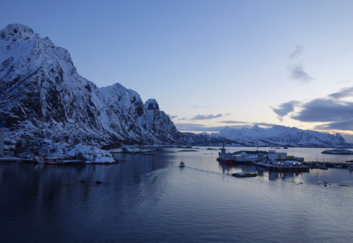 ノルウェー・ロフォーテン諸島