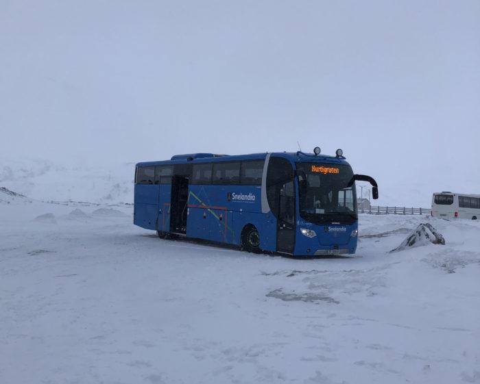 HAMMERFEST hurtigruten  フッティルーテン、個人旅行で北極圏の旅 ノルウェー
