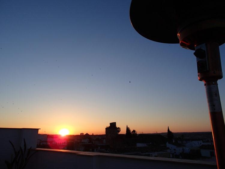 コルドバの夜明け